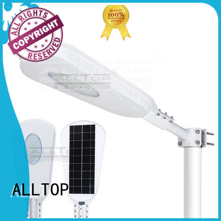 ALLTOP power solar led street light popular for lamp