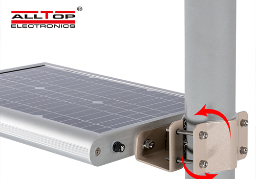 ALLTOP -All In One Integrated Led Solar Led Street Light | Solar Powered Lights Factory-11