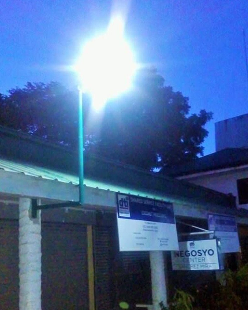 high-quality 90w led street light supply for facility-13