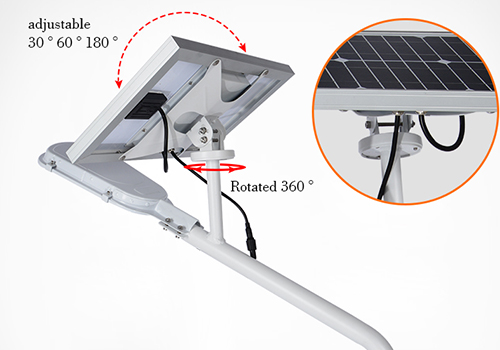 ALLTOP -Solar Led Street Light0302 | 30w Solar Street Light Factory-3