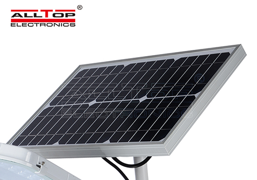 ALLTOP -Professional Solar Led Street Lamp Cob Ip65 Solar Led Street Light Manufacture-5