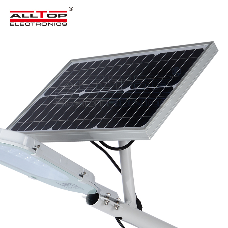 ALLTOP -30w solar street light ,outdoor solar street lights | ALLTOP-1