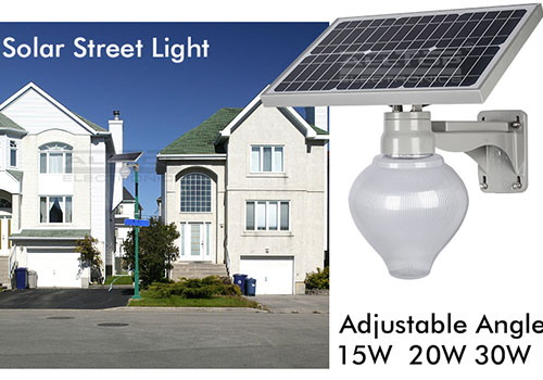 ALLTOP -Solar Led Street Lamp Cob Ip65 Solar Led Street Light-3