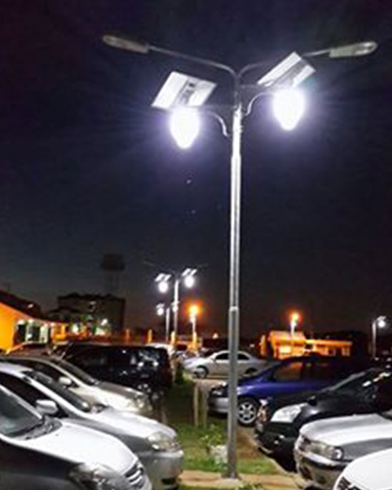 ALLTOP 12w solar street light popular for outdoor yard-15