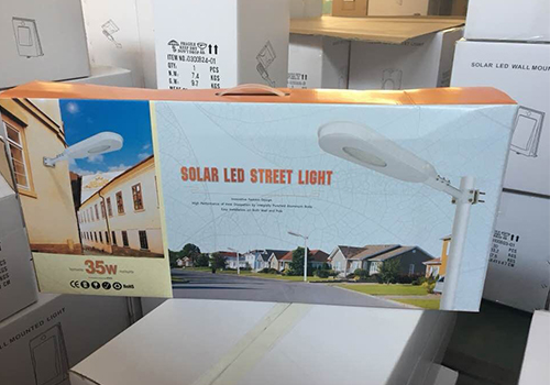 all in one solar street courtyard light sensor for highway ALLTOP-9