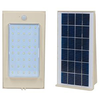 ALLTOP solar pir wall light housing for garden-3