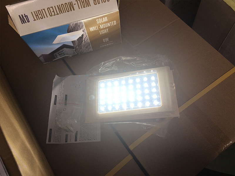 ALLTOP -Solar Light For Road Outdoor Led Solar Light 5w-11