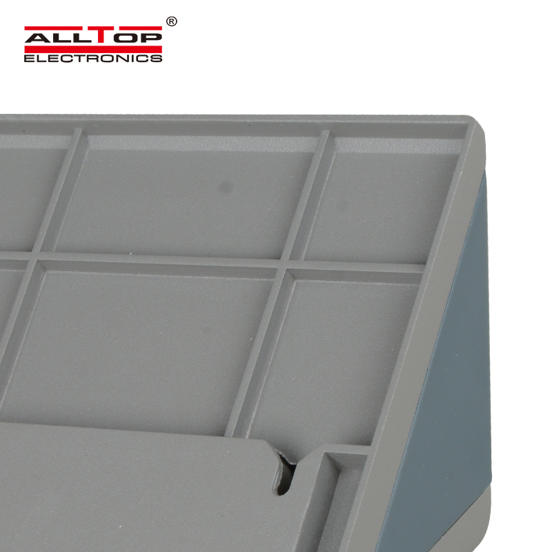 ALLTOP -Solar Wall Sconce Outdoor Waterproof Led Solar Wall Lamp