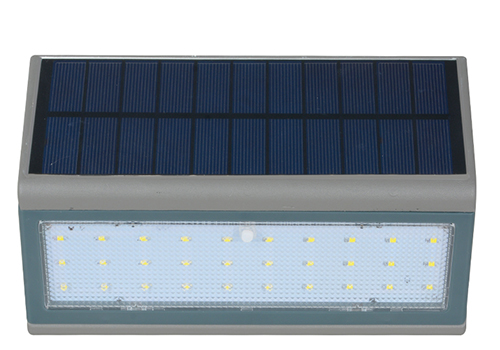 ALLTOP -Solar Wall Lamp Outdoor Waterproof Led Solar Wall Lights-4