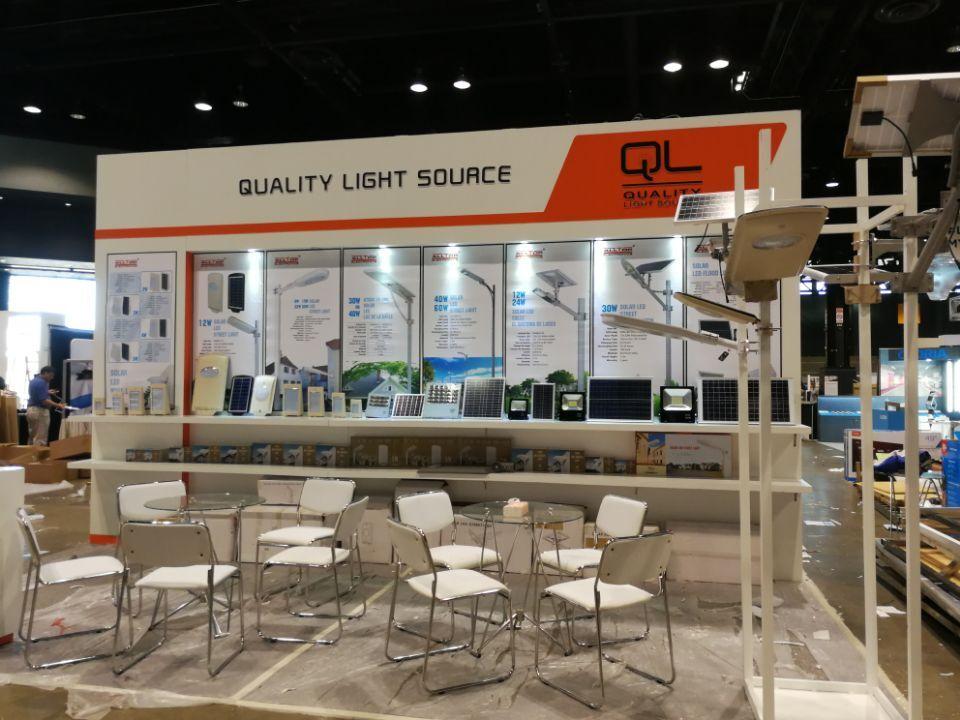ALLTOP -Lightfair International 2018 | Led Solar Spot Lights-2