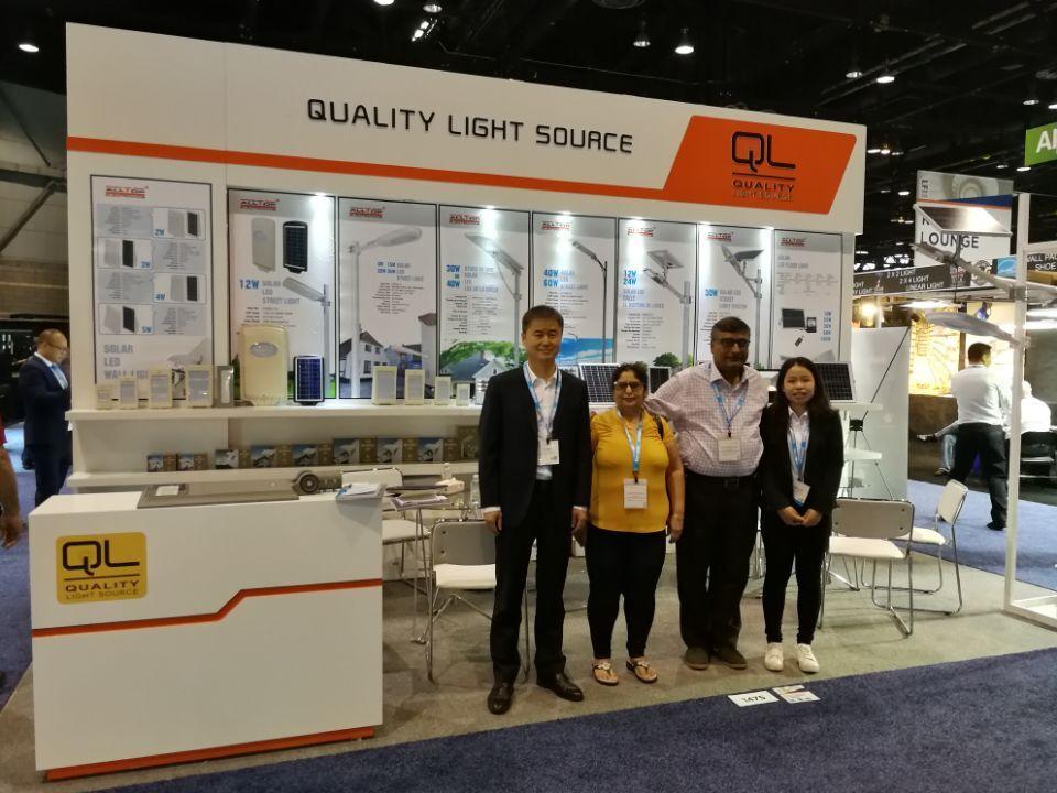 ALLTOP -Lightfair International 2018 | Led Solar Spot Lights-3
