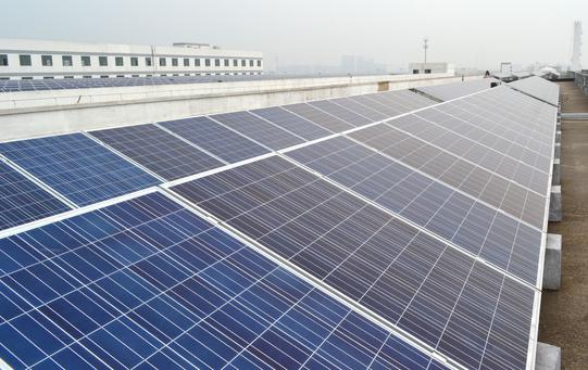 ALLTOP -50kw Ground Distributed Off-grid Photovoltaic Power Generation
