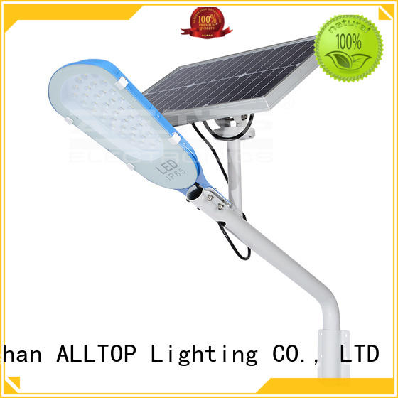 power outdoor solar street lights popular for garden ALLTOP