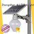 ALLTOP waterproof 120w high quality solar led street light die-casting for landscape