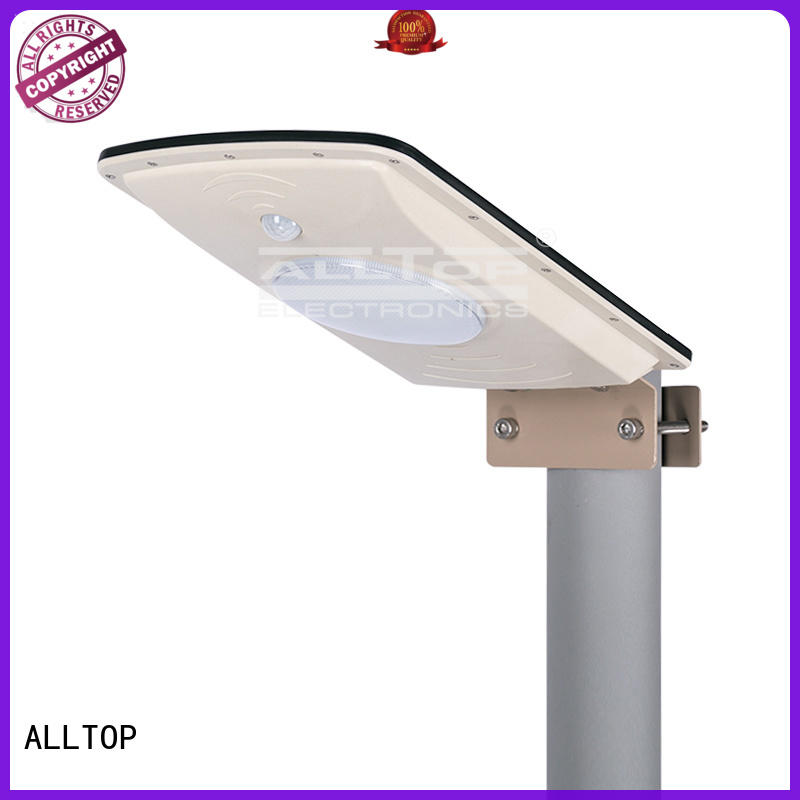 Quality ALLTOP Brand price waterproof solar street light