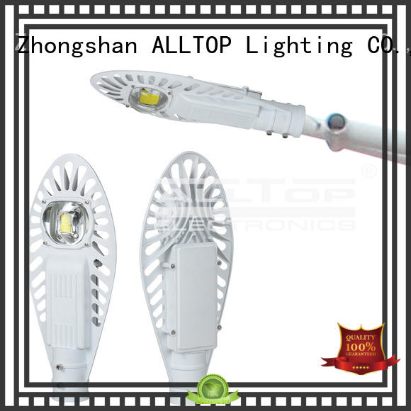 waterproof 70 watt led street light price for wholesale for park ALLTOP