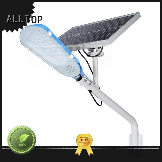 ALLTOP energy-saving 12w solar street light power for lamp