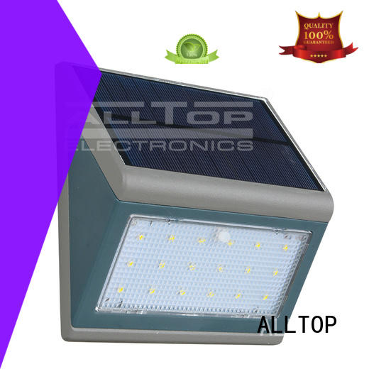 ALLTOP small solar wall lights high quality for camping