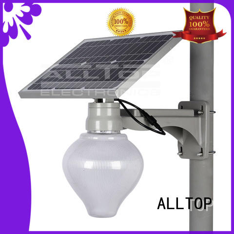 solar street light manufacturer led selling Warranty ALLTOP