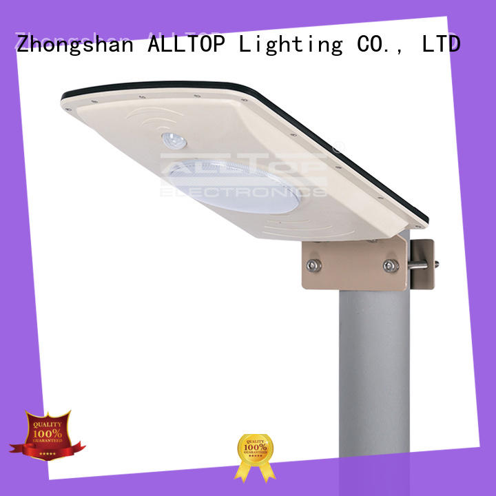 all in one solar street lights light led adjust ALLTOP Brand solar street light