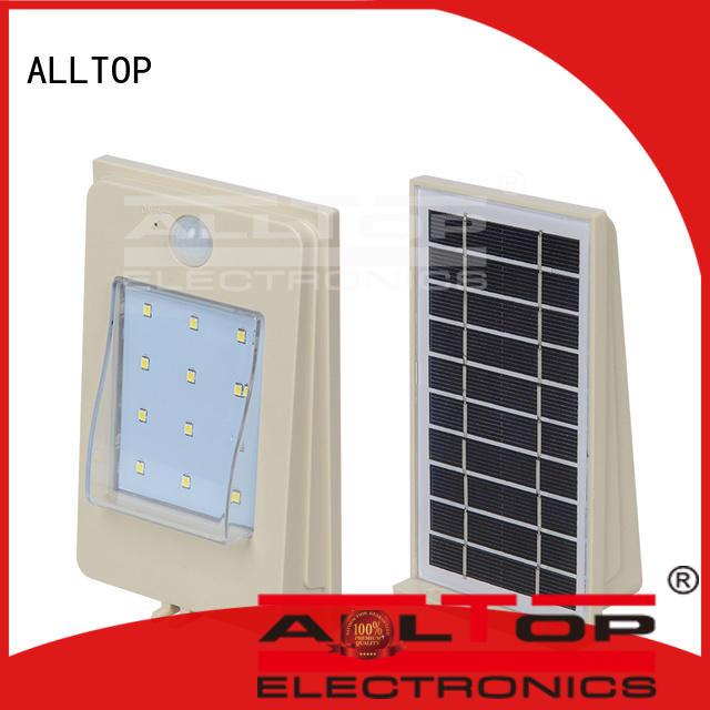 solar street light manufacturer outdoor lumens ALLTOP Brand