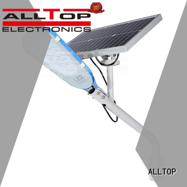 solar street lights for sale motion sensor for lamp ALLTOP