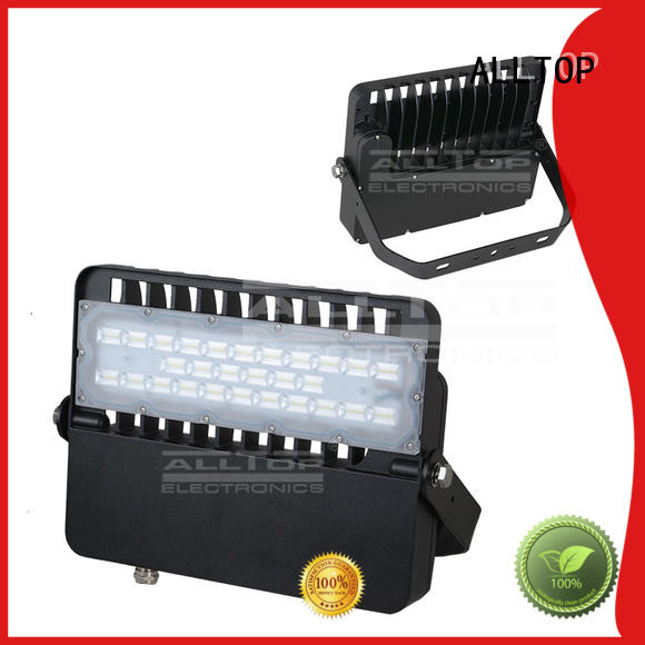 functional 30 watt led floodlight housing custom design for warehouse ALLTOP