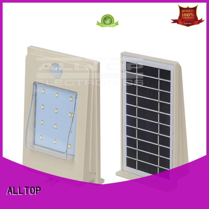 led solar street light manufacturer list selling ALLTOP Brand