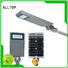 all in one solar street lights quality solar street ALLTOP Brand company