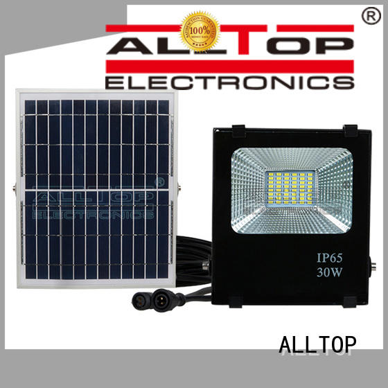 ALLTOP energy-saving solar flood lights outdoor popular for stadium