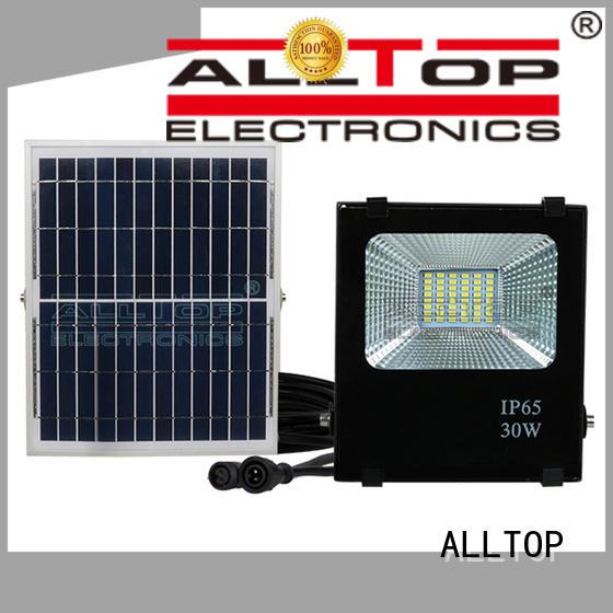 ALLTOP energy-saving solar flood lights outdoor popular for stadium