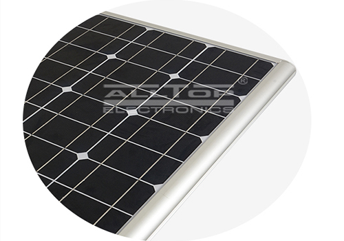 ALLTOP flood all in one integrated solar street light long lifespan for highway-5