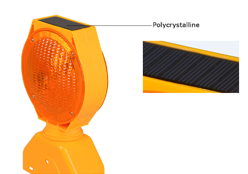 waterproof solar traffic signal wholesale for safety warning-3