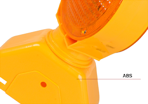 ALLTOP -Solar Traffic Signal Portable Double Sided Solar Led Warning Light-5