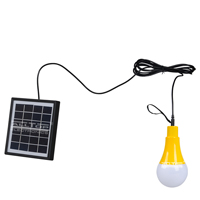 ALLTOP -Solar Led Wall Pack Outdoor Camp Portable Energy Solar Led Light