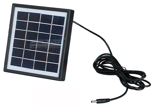 ALLTOP energy-saving solar pir wall light supplier for garden-3