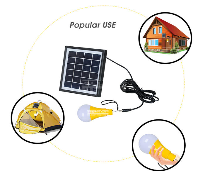 ALLTOP energy-saving solar wall lamp outdoor for concert
