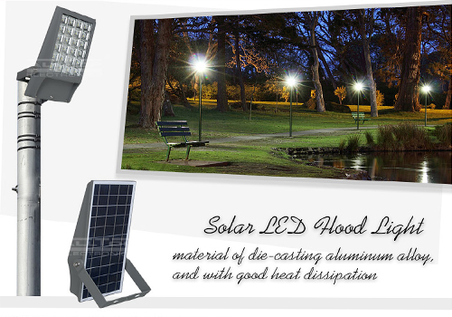 ALLTOP -Find Solar Floodlight High Quality Aluminum Alloy Outdoor 8w 12w Odmoem-2