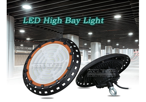 ALLTOP -Led High Bay Lamp | High Quality High Lumen Bridgelux Waterproof 100w 150w-3