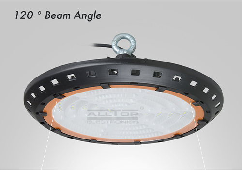 ALLTOP -Led High Bay, High Quality High Lumen Bridgelux Waterproof 100w 150w 200w-6