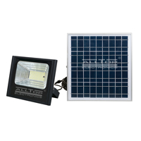 ALLTOP -Professional Solar Sensor Flood Lights Solar Powered Flood Light