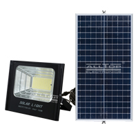 ALLTOP -Professional Solar Sensor Flood Lights Solar Powered Flood Light-2