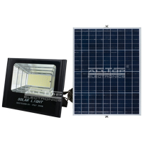 ALLTOP -Professional Solar Sensor Flood Lights Solar Powered Flood Light-3