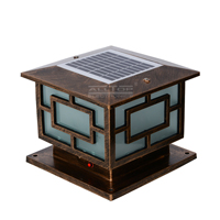 fancy design solar lamp factory suppliers for decoration-1