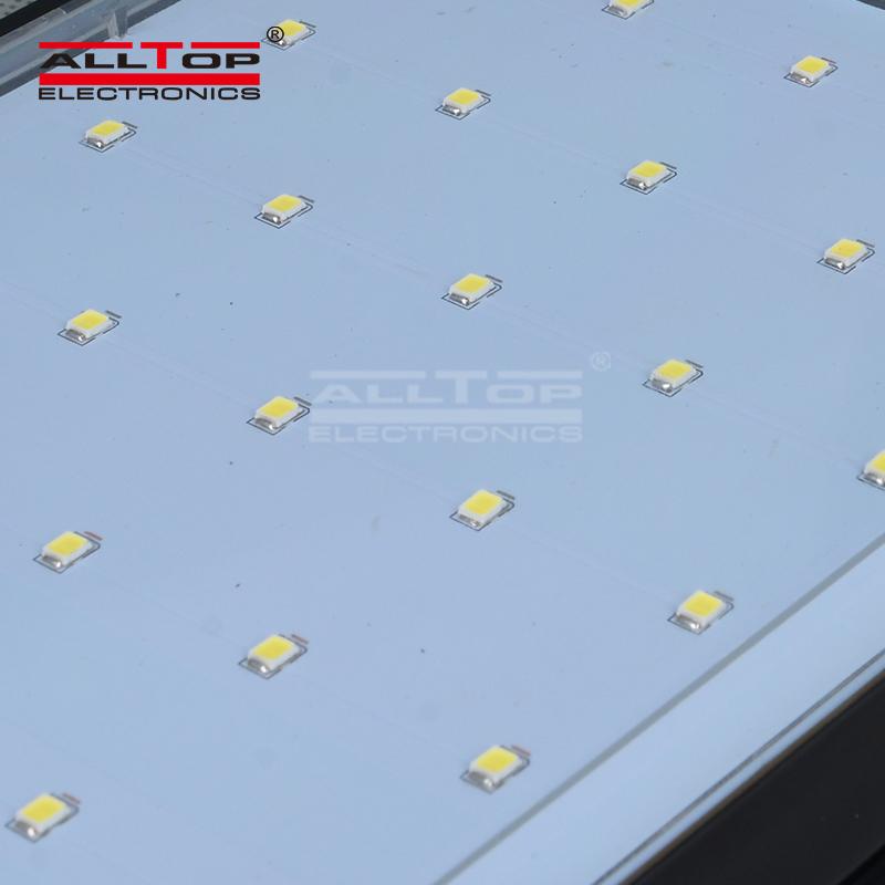 ALLTOP -Best Solar Wall Lantern 9w 14w Outdoor Garden Ip65 Waterproof Solar Led-1