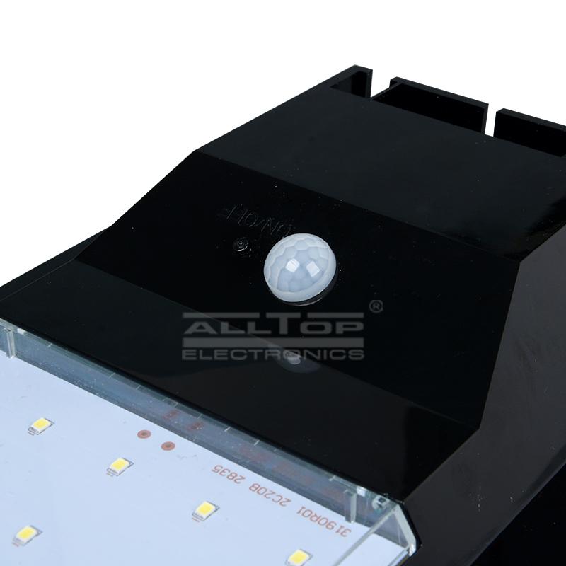 ALLTOP -Best Solar Wall Lantern 9w 14w Outdoor Garden Ip65 Waterproof Solar Led-2