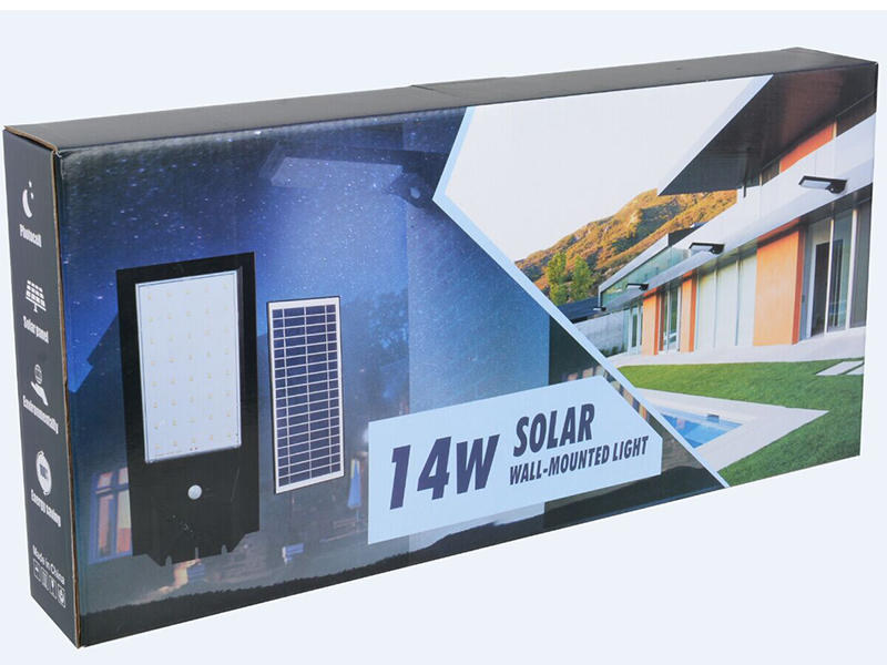 modern solar motion wall light portable highway lighting ALLTOP-9