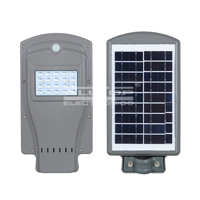 ALLTOP -Find Solar Street Light Outdoor Ip65 Waterproof Garden Adjust 20w 40w