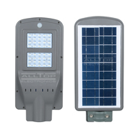 ALLTOP -Find Solar Street Light Outdoor Ip65 Waterproof Garden Adjust 20w 40w-1
