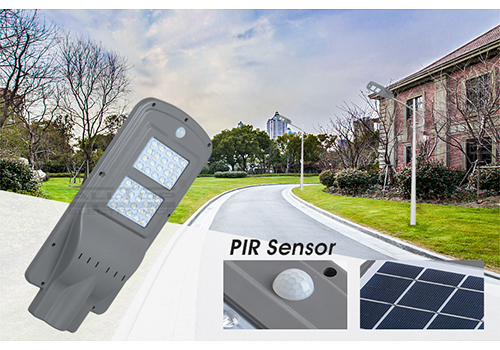 ALLTOP solar led street light with pole series for highway-4